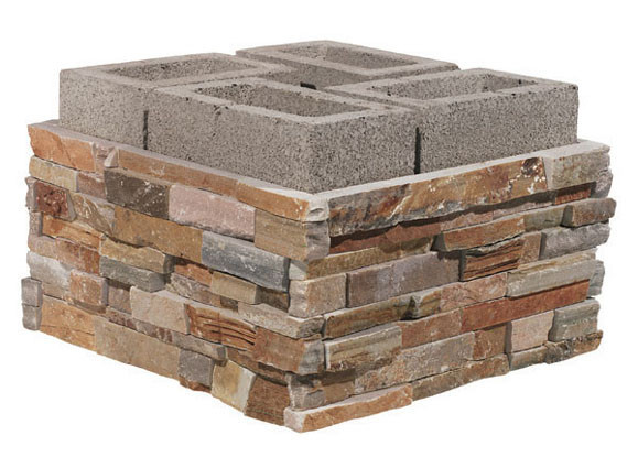Eduard moragues paneles de piedras premontados naturales - Paneles piedra natural ...