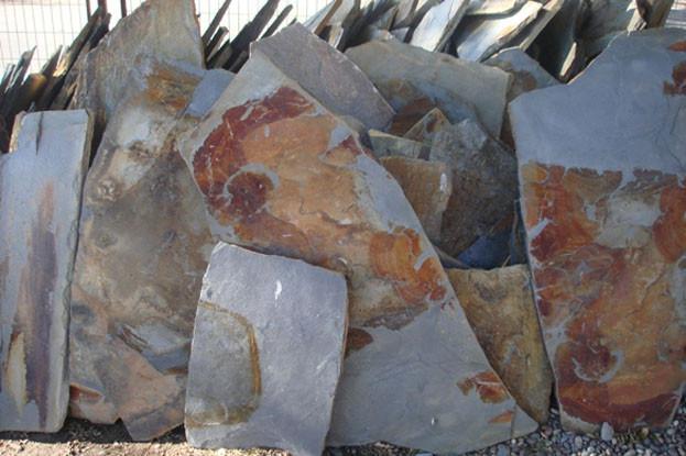 Eduard moragues lajas irregulares de piedras naturales - Pavimentos de piedra natural ...