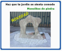 Monolitos de Piedra