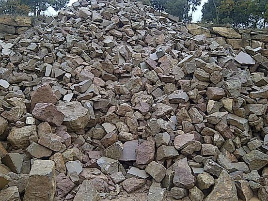 Eduard moragues mamposter a de piedra natural en lleida - Tipos de mamposteria de piedra ...