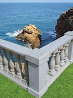 Arcos y Balaustres de piedra