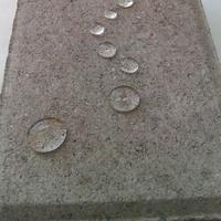 Hidrofugante para piedra porosa, Hidrofugante