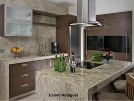 cocinas de granito, diseño de cocinas de granito,