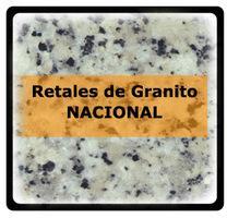 Retales de Granito Nacional