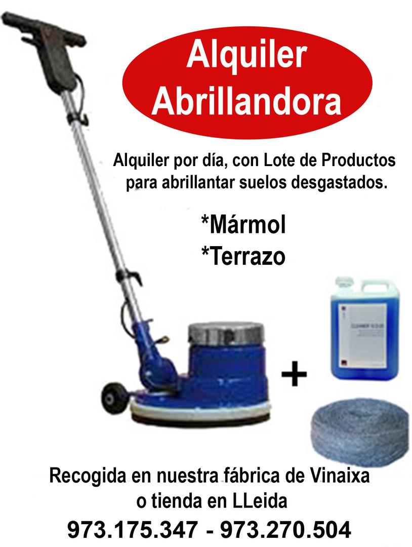 Maquinas de abrillantar suelos trendy superlux with - Pulir y abrillantar suelos de terrazo ...