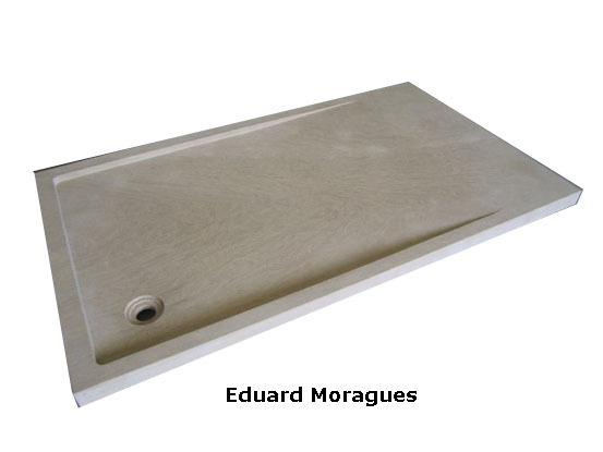 Eduard moragues platos de ducha de m rmol y piedra for Placas de marmol medidas