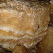 bochón onix naranja para esculpir