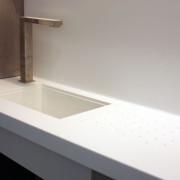 encimera baño corian