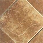 baldosa marmol marrón envejecida