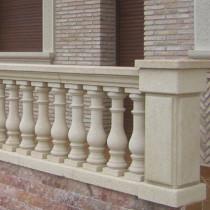 Balaustres de piedra Natural