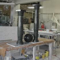 Columnas de granitos