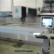 waterjet y maquina de corte por agua