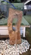 Fuente de piedra para el jardín