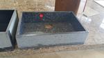 Oferta de encimera de granito azul labrador bajo encimera, para cocina